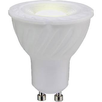 Sygonix LED (monochrome) EEC A+ (A++ - E) GU10 Reflector 6 W = 55 W Warm white (Ø x L) 55 mm x 50 mm 1 pc(s)