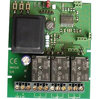SVS Nachrichtentechnik SHR-X L3 230 V Switching Stage SHR-X L3 For Receiver Module SHR-7 And LER-9 Component