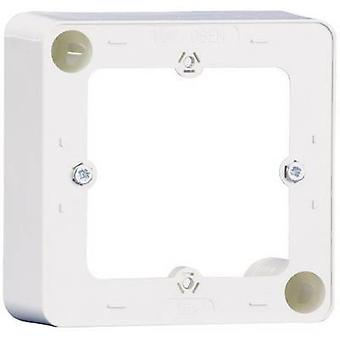 Metz Connect RAL 9010 Surface-mount enclosure Pure white