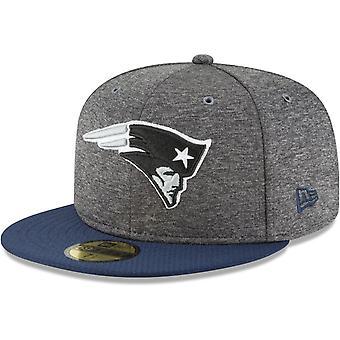 New Era 59Fifty Cap - Sideline Home New England Patriots