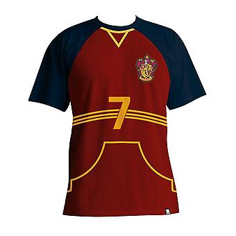 Harry Potter T-Shirt Zwerkbal Jersey