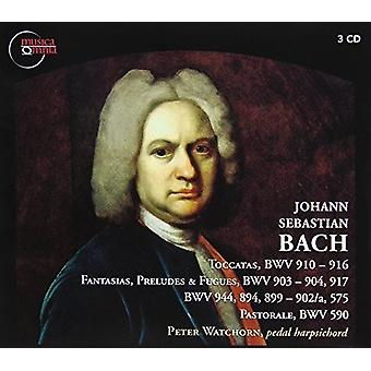 Bahc, J.S. / Watchorn - Bahc;J.S.: Toccatas [CD] USA import