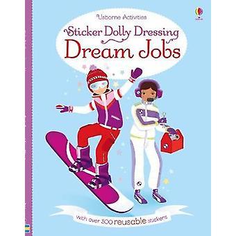 Adesivo Dolly vestir sonho empregos por Fiona Watt - livro 9781474926959