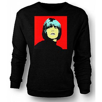 Camisola de Mens rolando Stones Brian Jones - Pop Art