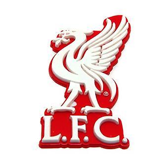Liverpool FC 3D kylskåpsmagnet