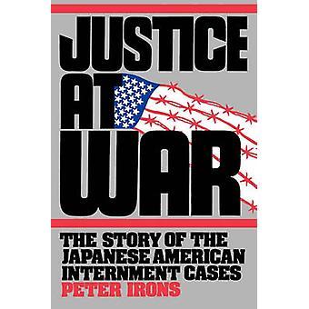 Casos de Justiça em guerra - a história do internamento japonês-americano b