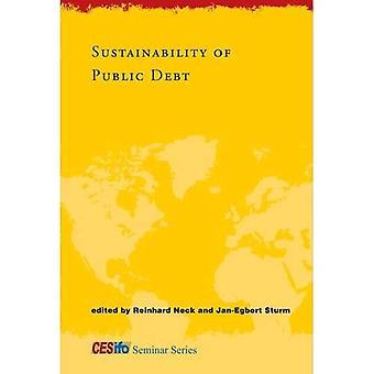 Sustainability of Public Debt (CESifo Seminar)