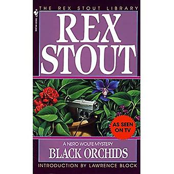 Black Orchids (Nero Wolfe Mysteries)