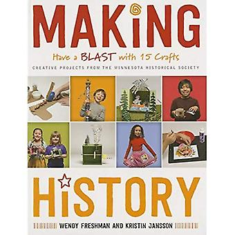 Making History: Have a Blast with 15 Crafts