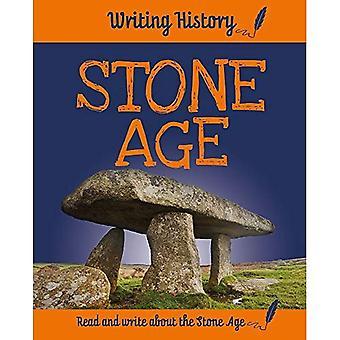 Écrire l'histoire: l'âge de pierre (écrire l'histoire)