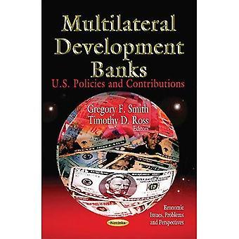 Bancos multilaterais de desenvolvimento