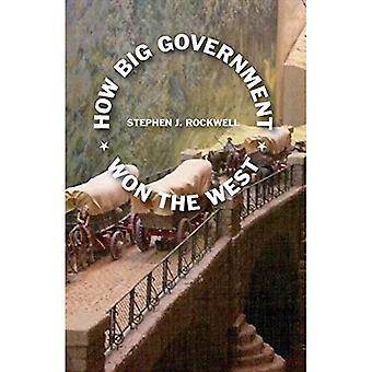 Quanto è grande il governo ha vinto il West