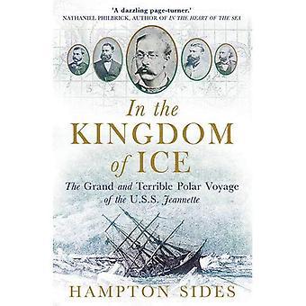 Jään Britannia: USS Jeannette suuri ja kauhea Polar Voyage