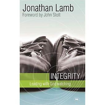 Integritet: Ledande med Gud titta på