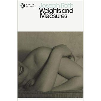Mål og vekt (Penguin moderne klassisk)