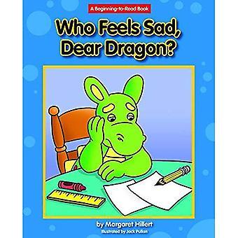 Die voelt zich triest, lieve Dragon? (Lieve Dragon (begin-To-Read))