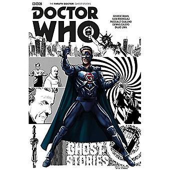 Doctor Who - tolfte doktorn: spökhistorier