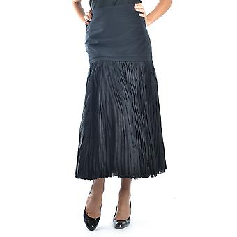 Céline Ezbc064007 Dames's Zwarte Nylon Rok