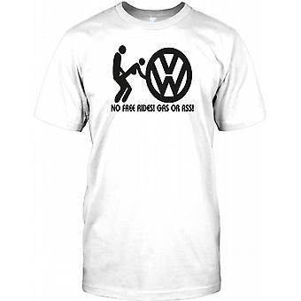 VW nr gratis forlystelser - Volkswagen inspireret Herre T-shirt