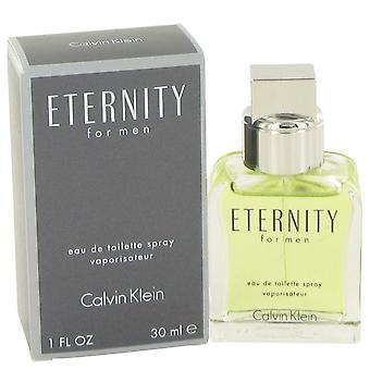 Calvin Klein Eternity Eau de Toilette 30ml EDT Spray