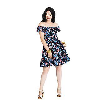 Hell Bunny Florida Mini Dress