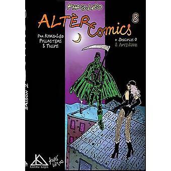 Altr Comics 8 by KhrisLo & Krzysztof