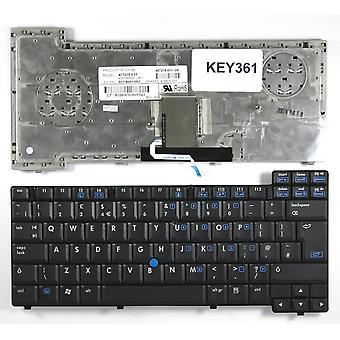 HP Compaq NC8240 con puntatore nero UK Layout sostituzione tastiera portatile