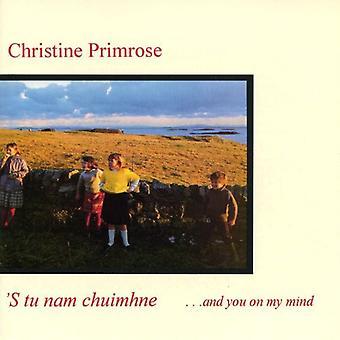 Christine Primrose - Tu Nam Chuimhne [CD] USA import