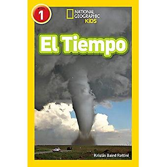 El Tiempo (L1) (nationella geografiska läsare) (nationella geografiska läsare)
