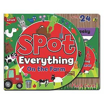Spot Everything Book -- Farm (New edition) - 9780755499175 Book