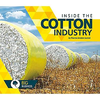 Inside the Cotton Industry by Marcia Amidon Lusted - 9781680783704 Bo