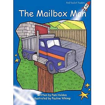 The Mailbox Man by Pam Holden - Pauline Whimp - 9781776540716 Book