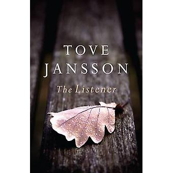 The Listener by Tove Jansson - Thomas Teal - 9781908745361 Book
