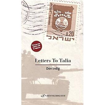 Letters to Talia by Dov Indig - 9789652296016 Book