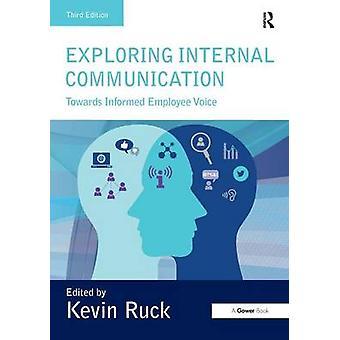 Explorar la comunicación interna - hacia el empleado informado voz (3r