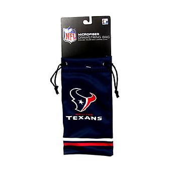 Houston Texans NFL Microfiber Glasses Bag