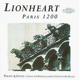 Lejonhjärta - Paris 1200 [CD] USA import