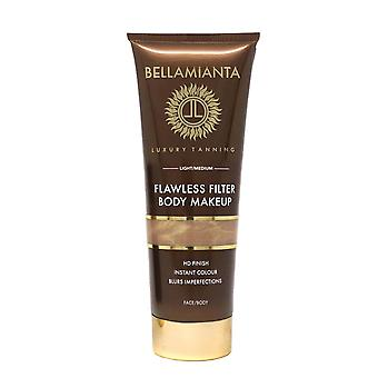 Bellamianta Flawless Filter Body Makeup in Light/Medium 100ml