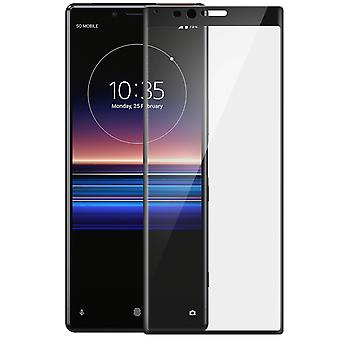 Muvit Screen Protector 9H Tempered Glass Sony Xperia 1 Anti-Scratch Black