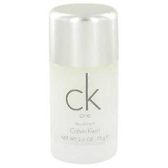 Ck One By Calvin Klein Deodorant Stick 2.6 Oz (men) V728-400497