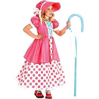 Costume enfant rose Bo Peep