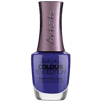 Artistic Colour Revolution Paint My Passion 2019 Nail Polish Collection - Guy Meet Gal-Lery (2300218) 15ml