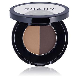 SHANY Powder Brow Duo -  Paraben free