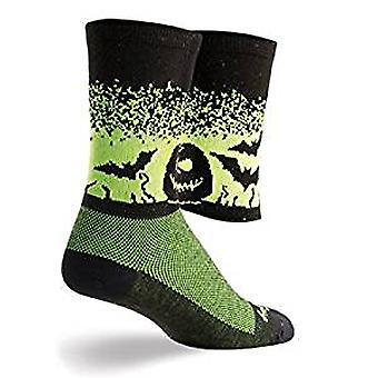 Chaussettes - SockGuy - Holiday/Limited Edition Eerie Crew L/XL Cycling/Running
