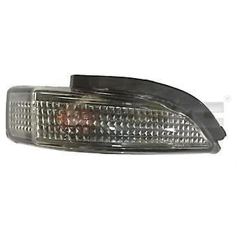 Wskaźnik lustra bocznego prawego kierowcy (LED) dla TOYOTA YARIS/VITZ 2010-2017