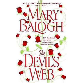 The Devil's Web by Mary Balogh - 9780440243076 Book
