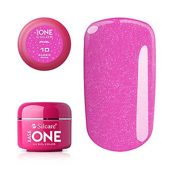 Base one-Pixel-Barbie pink 5g UV gel