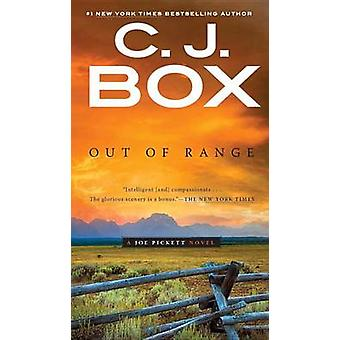 Out of Range by C J Box - 9780399575723 Book