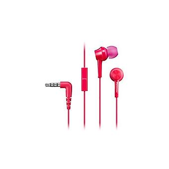 Headsets with Microphone In - ear Panasonic Corp. PR-TCM115E Rose
