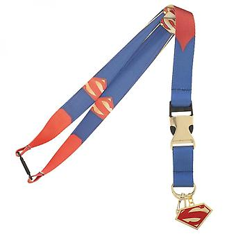 Superman pak-up Lanyard